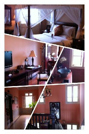 Zhongdeji Holiday Villa Hotel : 拼图