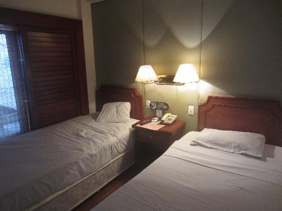 โรงแรมเอ็มเพรส: 标准间