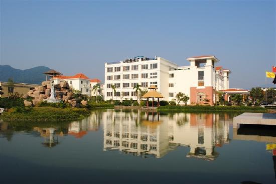 Nankunshan Huotong. Fairy Lake Resort