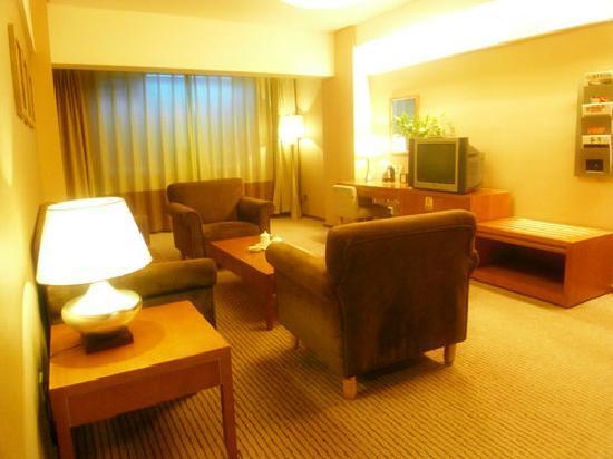 Zhongnan Sunshine Hotel: 套房
