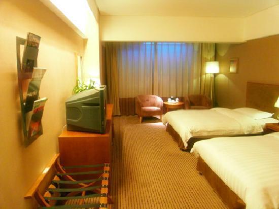 Zhongnan Sunshine Hotel: 豪华商务间双床