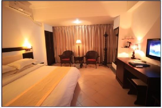 Sanya Yuhai Seascape Hotel: 蜜月套