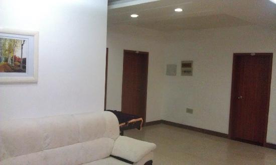 Fengxiangdao Holiday Resort : 809别墅走道