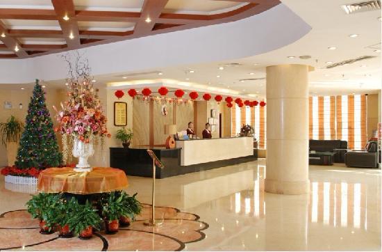 Joyful Sea Hotel : 海之悦酒店大堂