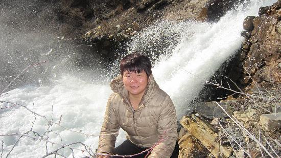 Ningxia, الصين: 六盘山森林公园