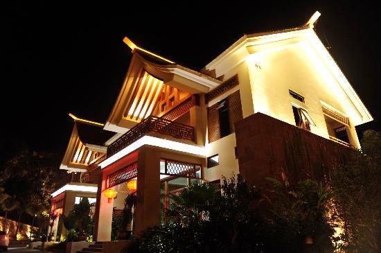 New Century Meizi Spa Hotel: 酒店风景