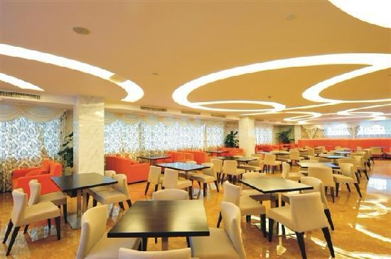 Fenghua Pacific Grand Hotel: 太平洋酒店休息区
