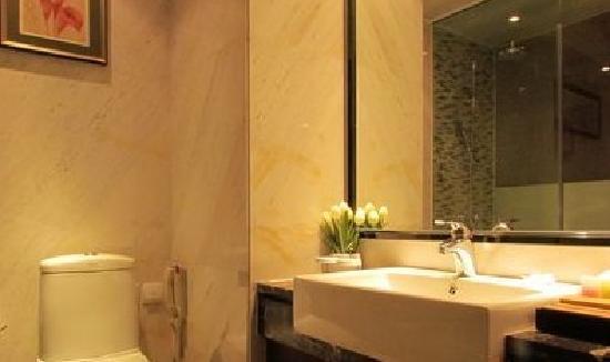 Ruida Business Hotel Lanzhou Yinbin: 222