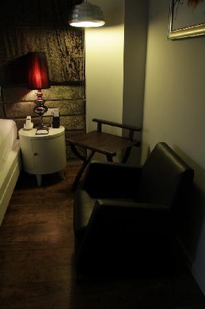 Naza Hotel: 房间细节