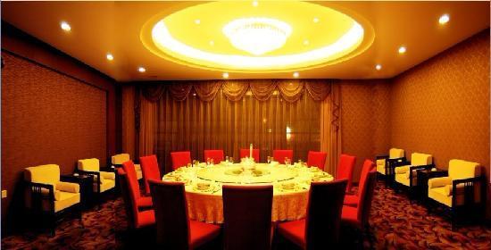 Woods Hotel : 中餐厅包间