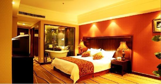 Woods Hotel : 豪华单人间