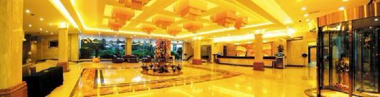 Woods Hotel : 前厅