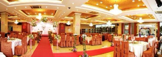 Woods Hotel : 餐饮宴会厅
