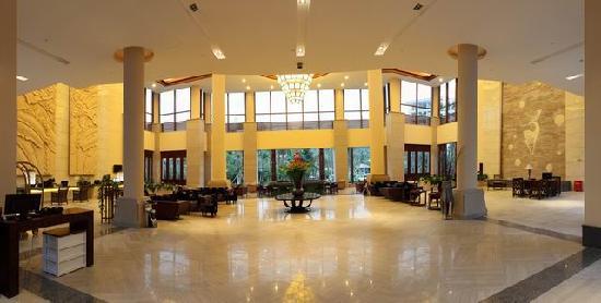 Luhuitou State Guesthouse & Resort: 酒店大堂