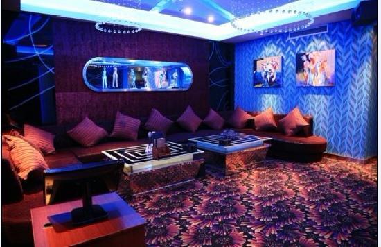 Mingjiang International Hotel : KTV