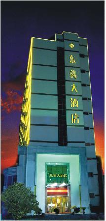 Dongxin Grand Hotel : 武汉东鑫大酒店外观