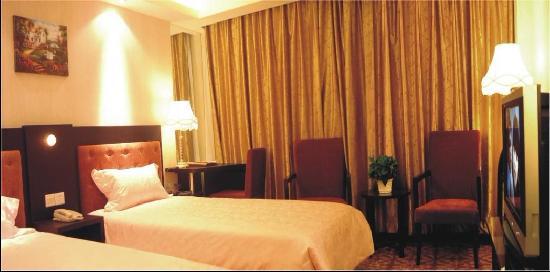 Dongxin Grand Hotel : 豪华标准双人间