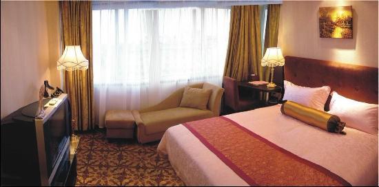 Dongxin Grand Hotel : 豪华大床房