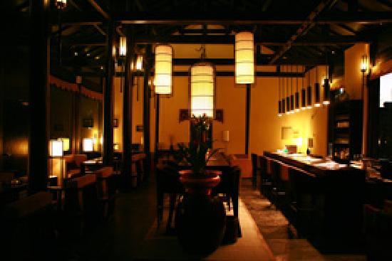 Fanerba Boutique Inn : 酒吧景