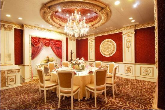 Huzhou Hotel: 豪华小包厢