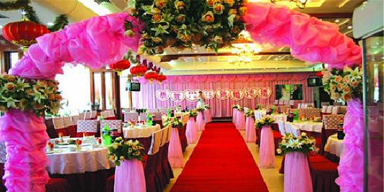 Orange Selected Hotel Dalian Xiwang Plaza: 餐厅