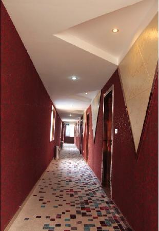 Longquan Hotel : 客房走廊