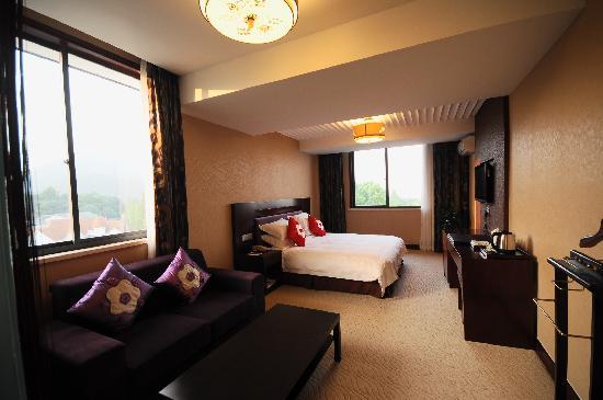 Xianwu Business Hotel (Hangzhou Jiuxi): 豪华大床房