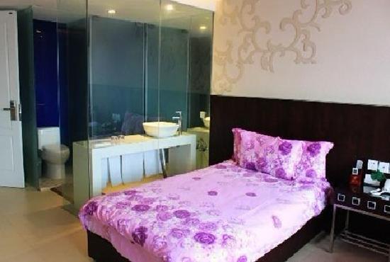 Starway Hotel Nanjing Hexi Dinghuaimen : 照片描述
