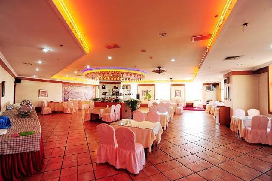 Sanhe Hotel: 6F餐厅