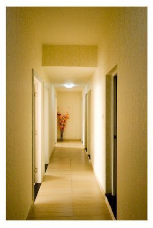 Lanse Hai'an Resort House : 走廊