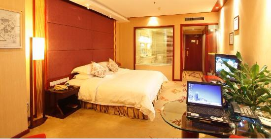 Brilliance Garden Hotel: 客房单间