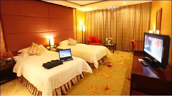 Brilliance Garden Hotel: 客房标间