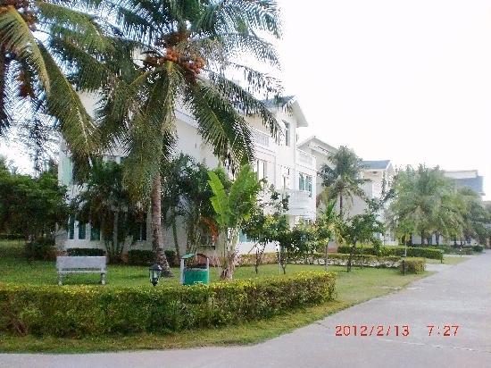 Sanya Blue Sea Silver Beach Hotel : CIMG0936