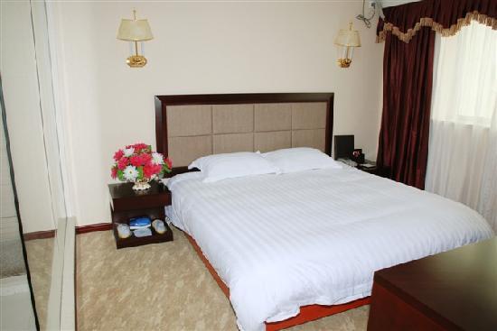 Hongtai Hotel : 酒店单间