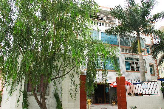 Jiangzi Inn Xiamen Zengcuo'an : 客栈全景