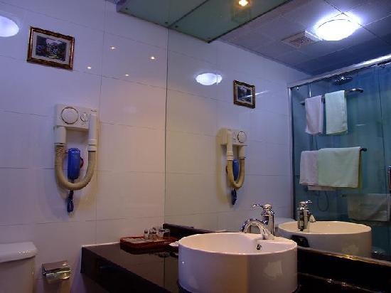 Yin Fa Hotel: 盥洗室