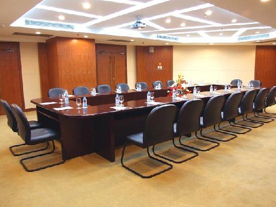 Yin Fa Hotel: 会议室