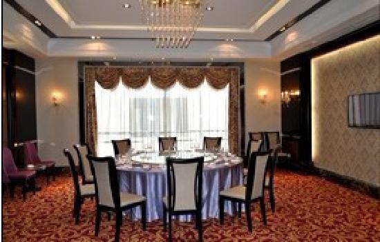 Brilliant Hotel: 酒店中餐包厢