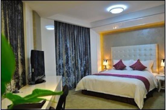Brilliant Hotel: 酒店大床房