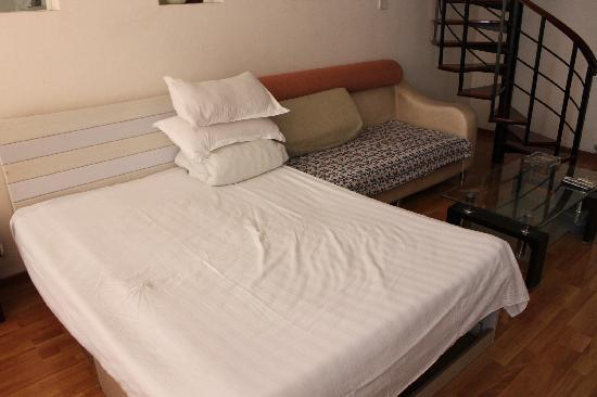Fujia New World Self-service Apartment: 照片描述