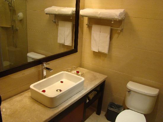 Kunming Maple Palace Hotel : 卫生间