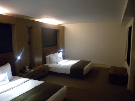 دبل تري باي هيلتون مونروفيا - بسادينا إريا: 酒店客房1