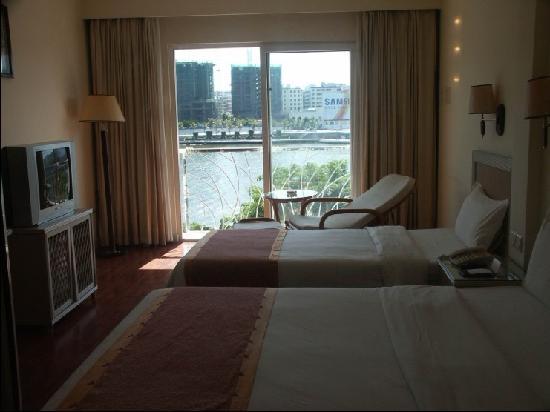 Harvest Qilin Hotel : 豪华家庭房