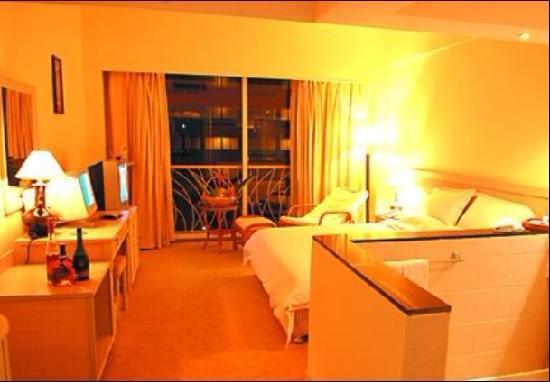 Harvest Qilin Hotel : 豪华行政大床