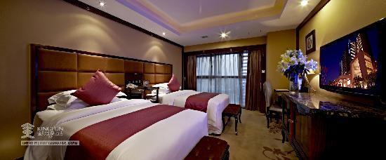 Vienna Hotel Changsha Shengfu Jinfang: 豪华双人房