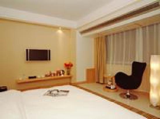 Liangmao International Hotel: 商务单间