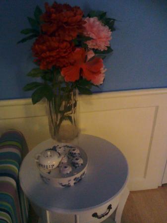 Moon&Flowers Art Life Villa: 房间一角
