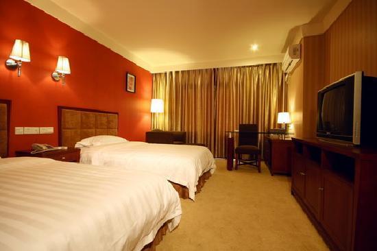 Jinshang Business Hotel : 商务标间