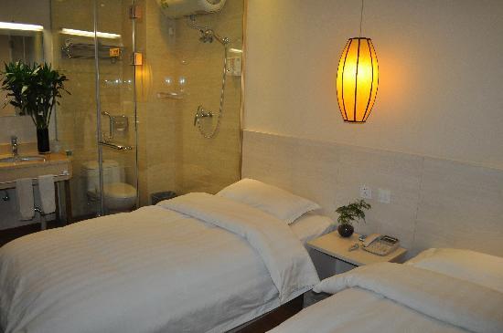 Zhisheng Hotel Beijing : 标准间