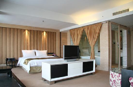Ruyi Shanhai Hotel: 豪华大床房